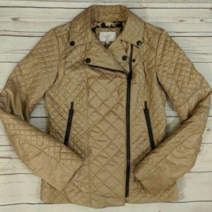 Laundry Shelli Segal quilted jacket XS